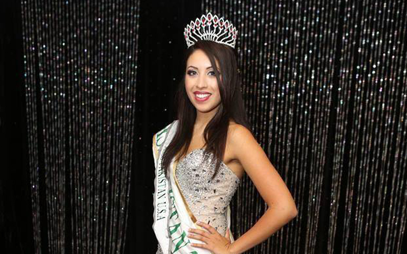 Annie Hafeez's First Interview | Miss Pakistan USA 2014
