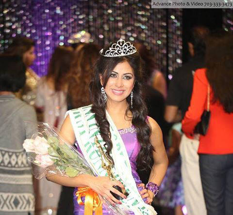 Nida Hussain's First interview | Miss Pakistan Pageant 2014