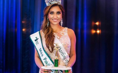 Hirra Khan Story of winning Miss Pakistan USA 2017 title