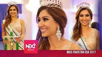 Vital Tea Miss Pakistan USA 2017 – Ismail Peracha Presenting Final Awards