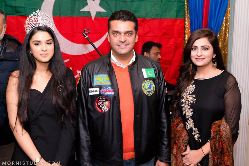 Safa Ijaz and Zanib Naveed meet and Greet Fakhr-e- Alam
