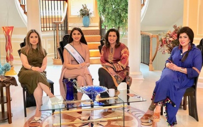 Miss Pakistan USA 2018 on Optv