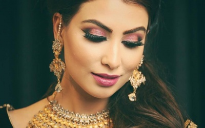 Moazzma Hunain Mrs. Pakistan USA 2018 in her latest Photoshoot