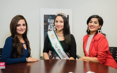 Exclusive Interview with Khizera Tariq, Mrs. Pakistan USA 2018 2nd Runner up and Team Miss & Mrs. Pakistan USA